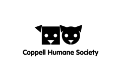 Coppell Humane Society Logo: Creative Direction, Graphic Design, Illustration